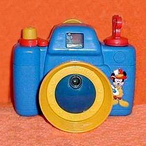 Mickey camera