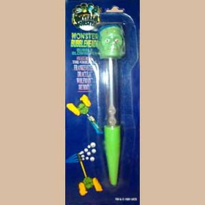 Frankenstein pen