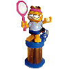 Tennis Garfield